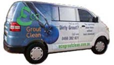 Tile and Grout Cleaning Perth Van